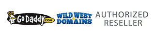 Godaddy and Wild West Domains authorised reseller